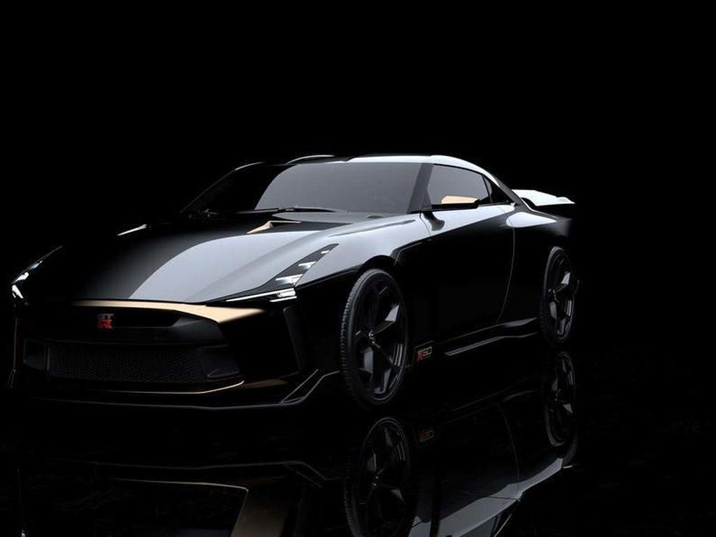 Nissan GT-R Limitless, Mobil Ulang Tahun yang Sangar