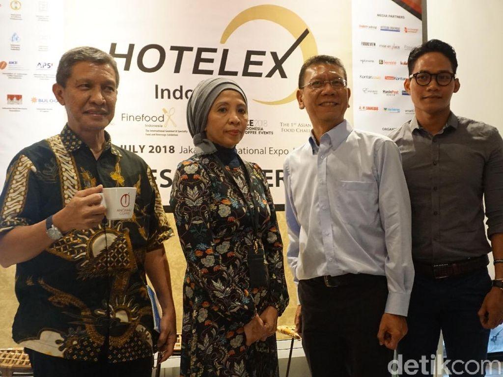 Kompetisi Kuliner dan Barista Taraf Internasional Akan Digelar di Hotelex and Fine Food 2018