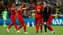 Belgia: Taktik Melawan Brasil Tak Mempan untuk Prancis