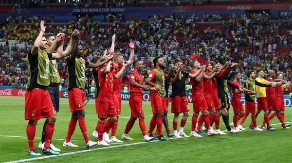 Martinez: Jatah Main Bagus Belgia Belum Habis