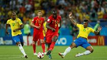 Video Highlights Babak I Brasil Vs Belgia