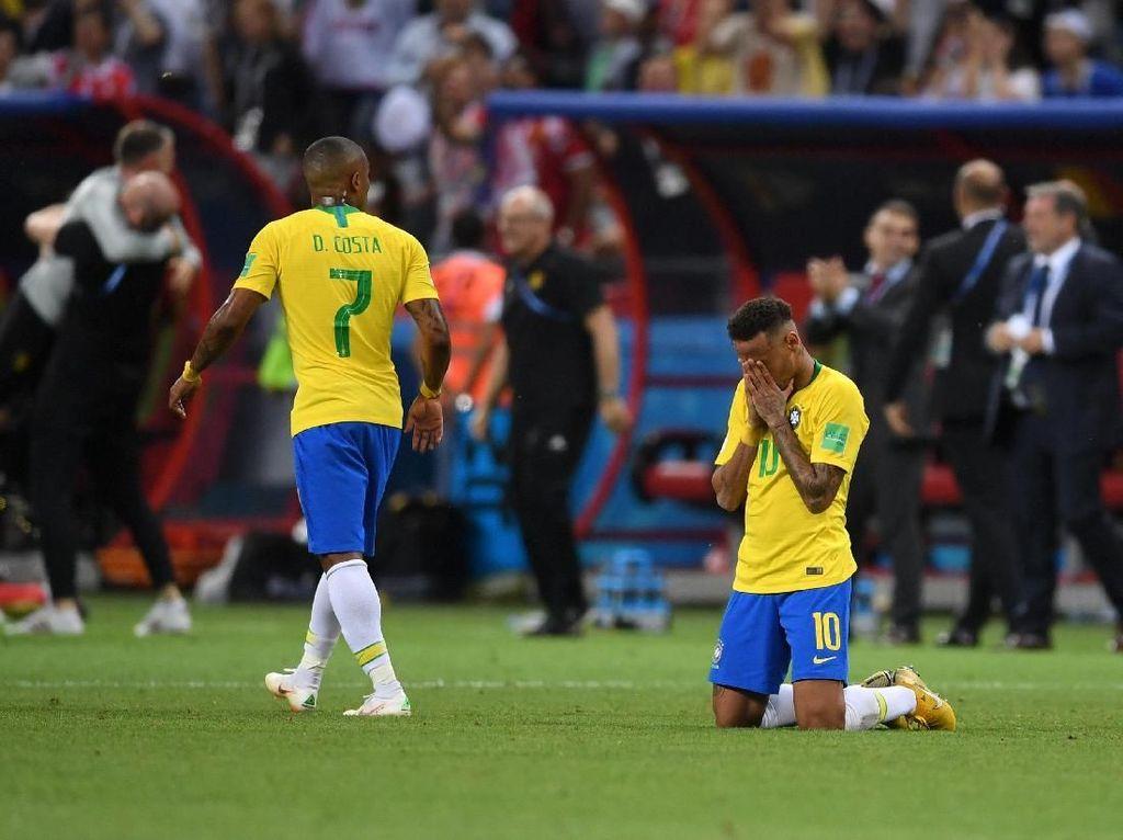 Tim Eropa Kembali Jadi Batu Sandungan untuk Brasil