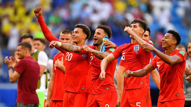 Peran Guardiola di Balik Sukses Inggris ke Semifinal