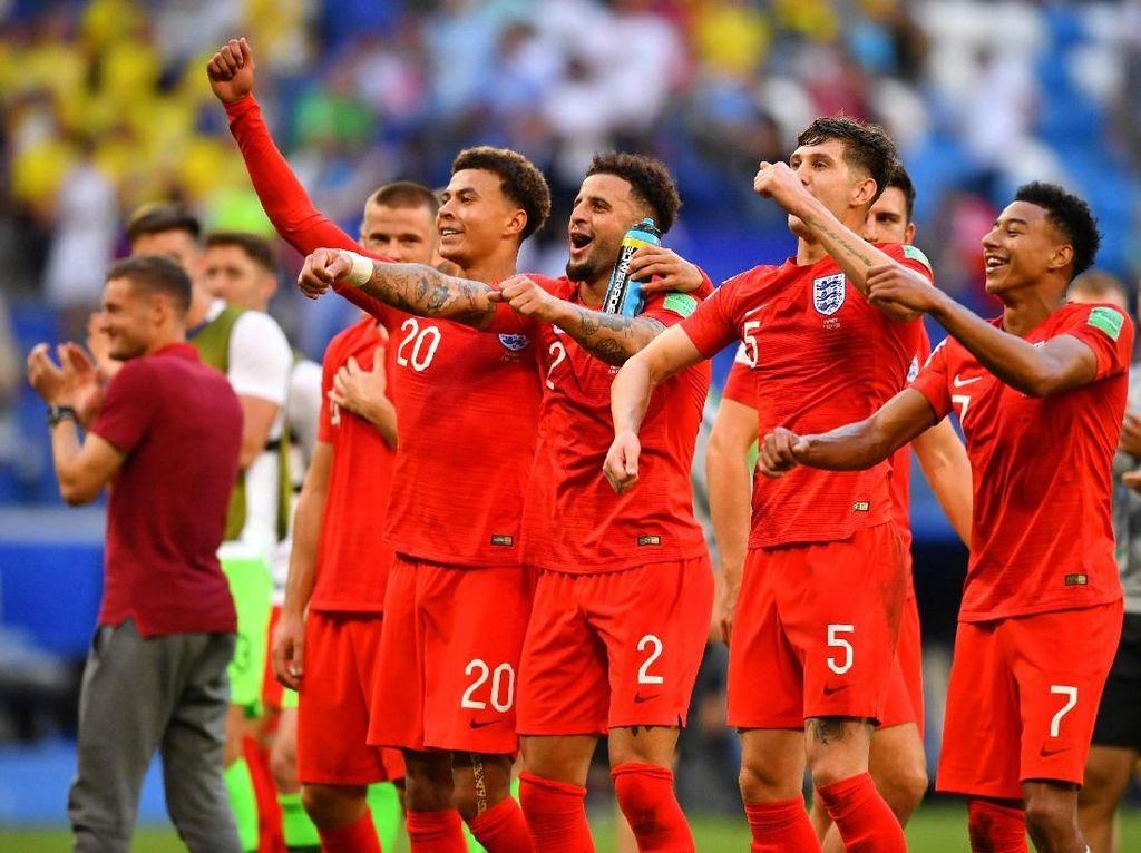 Inggris vs Kroasia Tayang Dini Hari, Ini Saran Dokter Biar Tak Terkantuk-kantuk
