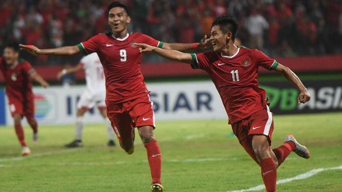 Rafli Mursalim mendapatkan kesempatan mengikuti seleksi Timnas U-23. (Zabur Karuru/Antara Foto)