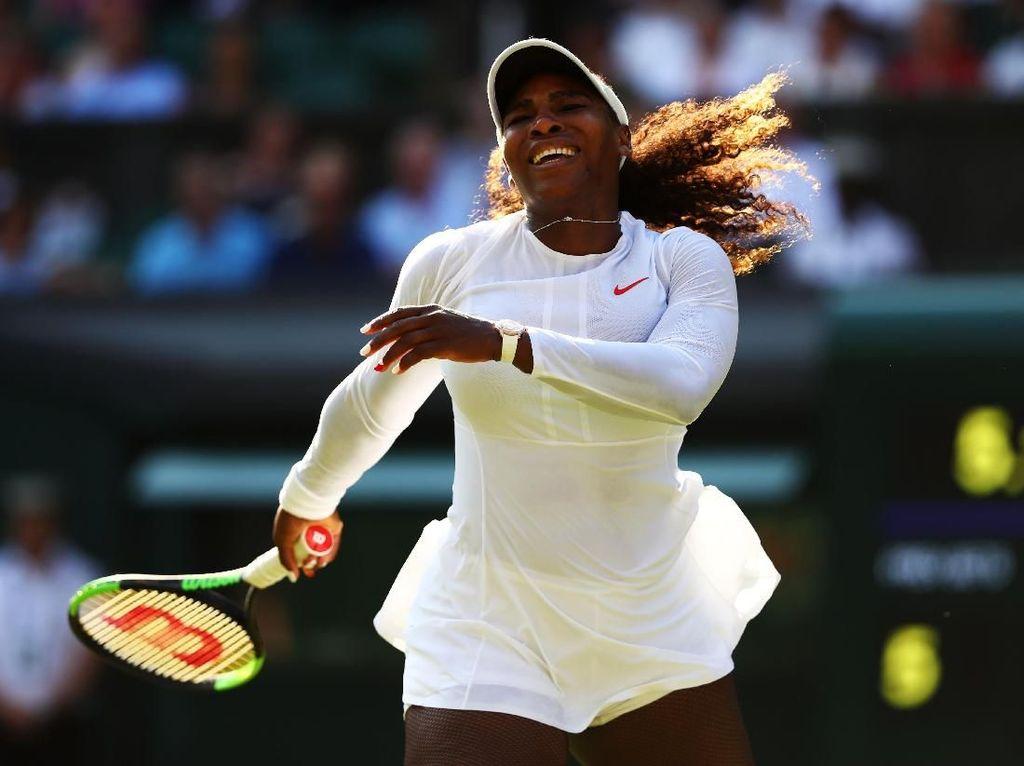Serena Lanjut ke Babak 16 Besar, Venus Kandas