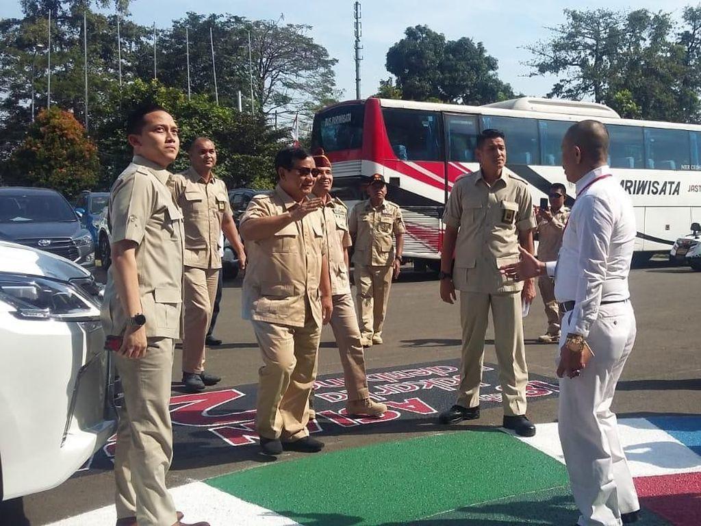 Purnawirawan Kopassus Deklarasikan Dukung Prabowo Presiden 2019