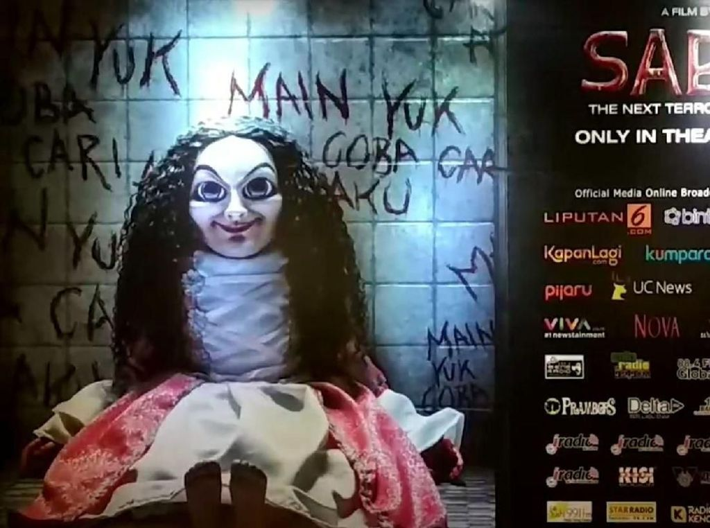 Segera Tayang, Sabrina Dijanjikan Lebih Baik dari The Doll 2