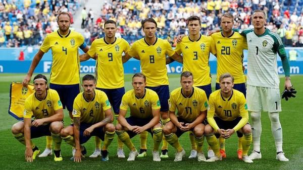 Jadwal Piala Dunia 2018 Hari Ini: Swedia vs Inggris, Rusia vs Kroasia