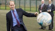 Inggris ke Semifinal Piala Dunia, Pangeran William Ucapkan Selamat