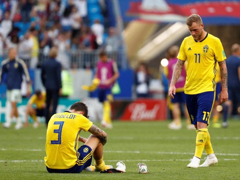 Video: Swedia Tak Salah, Tapi Inggris-lah Tim Terbaik Saat Ini