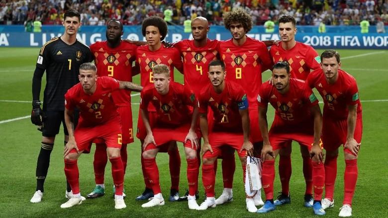 Masih Adakah Kesempatan Juara untuk Generasi Emas Belgia?