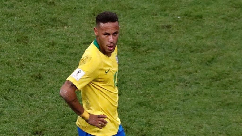 Kaka: Tak Adil Salahkan Neymar atas Kegagalan Brasil di Piala Dunia 2018
