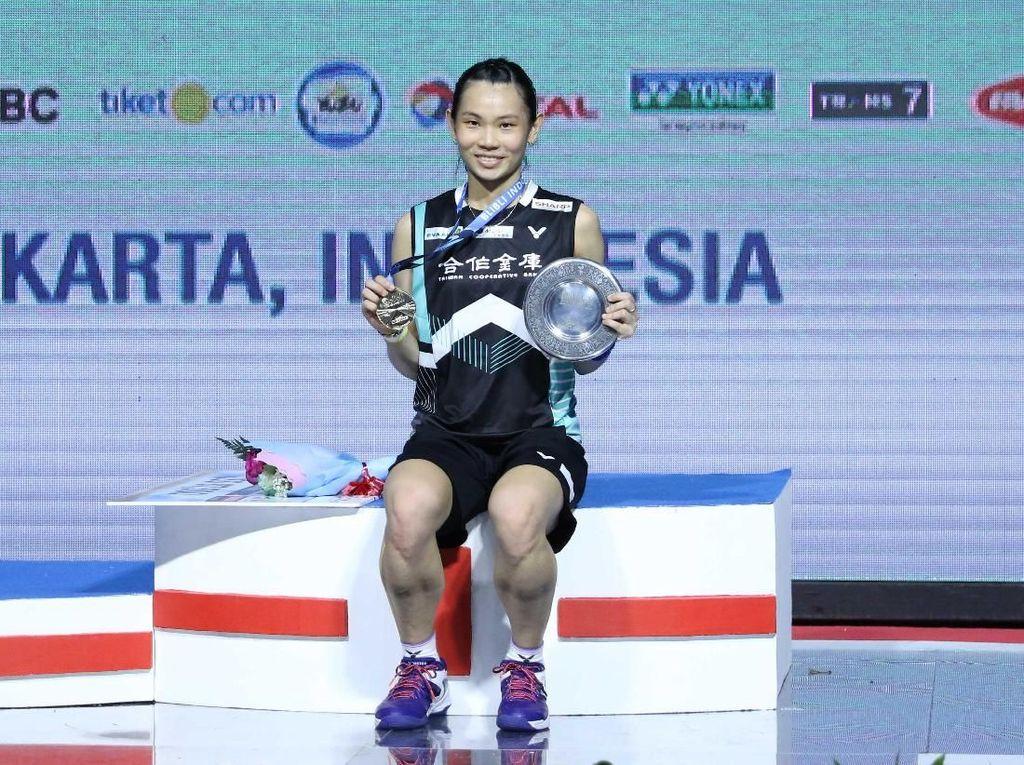 Tai Tzu Ying Juara Tunggal Putri Indonesia Open 2018