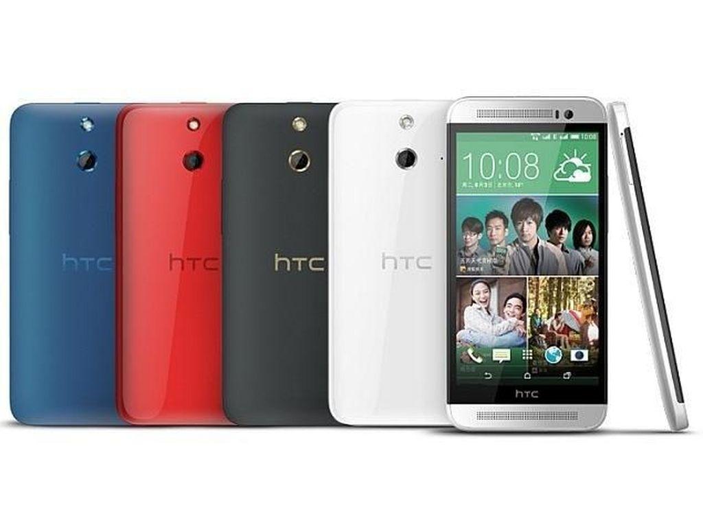 Jajaran Ponsel Keren HTC Sebelum Terpuruk