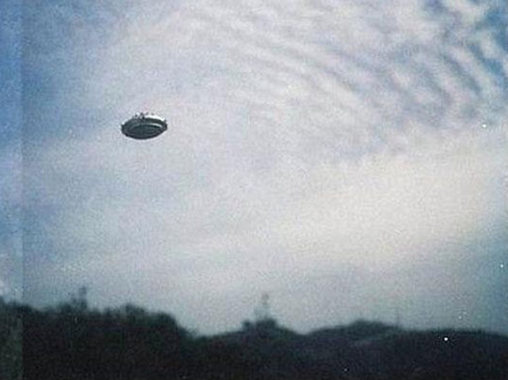 Rentetan Penampakan UFO Misterius yang Tak Terpecahkan