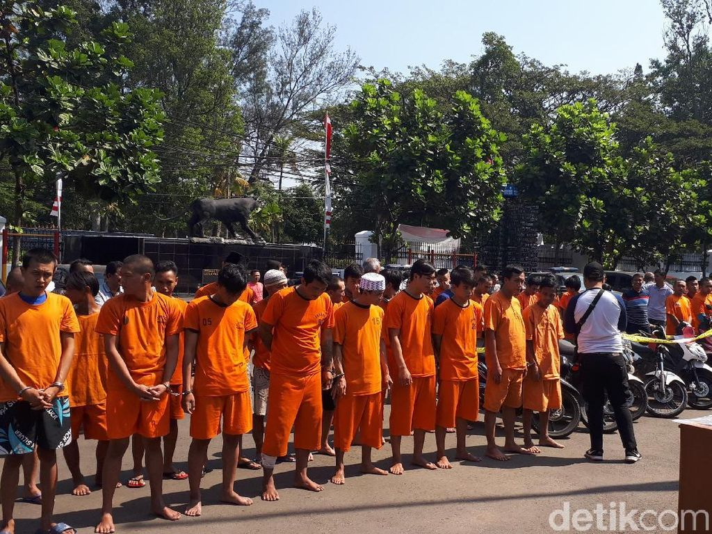 Jamin Keamanan Asian Games, Polisi Tangkap Penjahat di Jabar