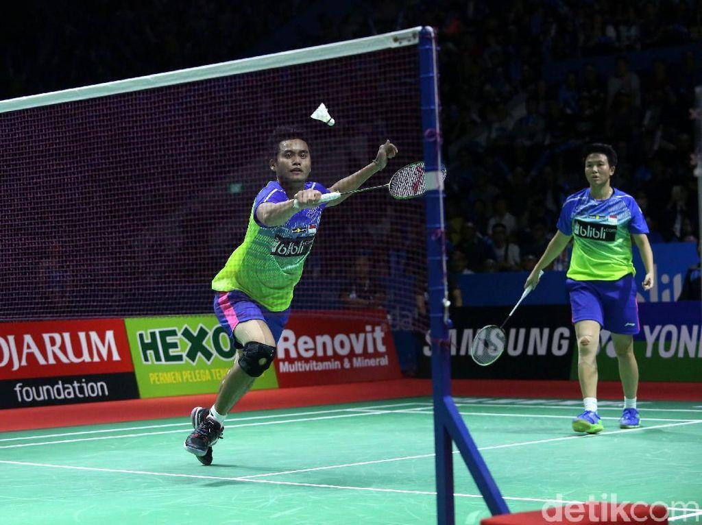 Juara Indonesia Open 2018, Tontowi/Liliyana Optimistis Tatap Asian Games