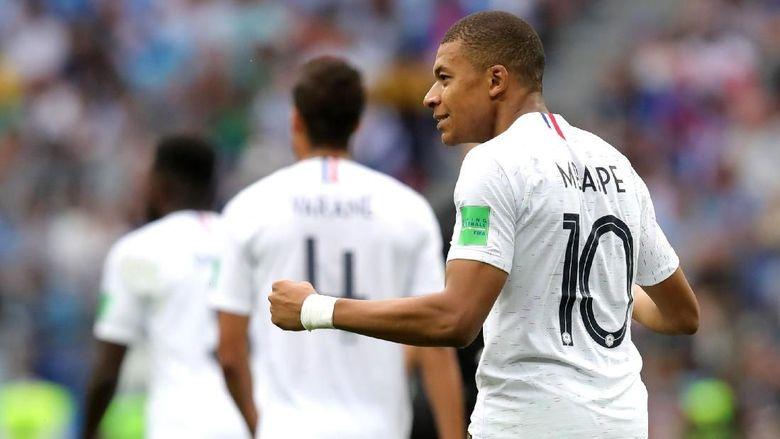 Prancis Vs Belgia: Mbappe Nantikan Reuni Aneh dengan Thierry Henry