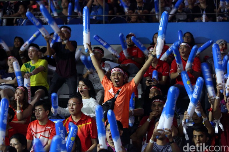 Final Indonesia Open 2018