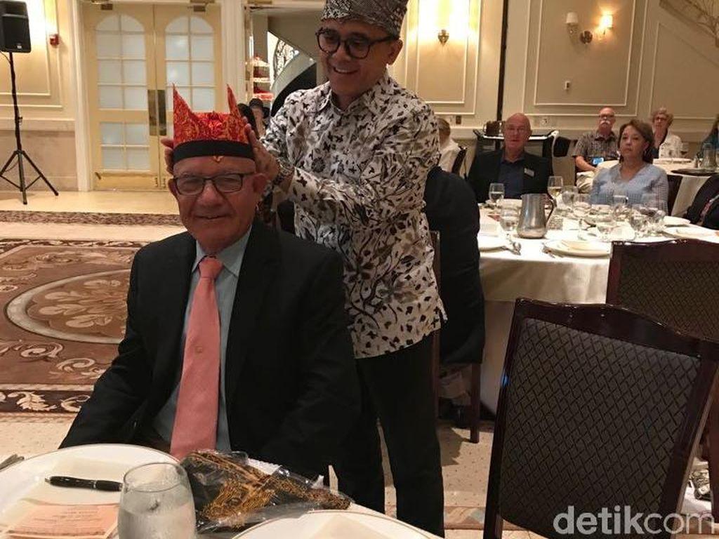 Bupati Anas Promosikan Destinasi Wisata Banyuwangi ke Amerika