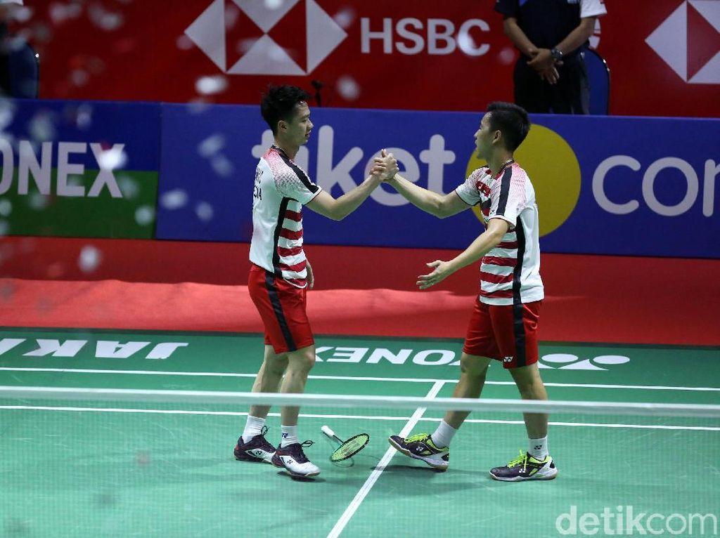 Target PBSI di Indonesia Open 2019: Kalau Bisa Dua, tapi...