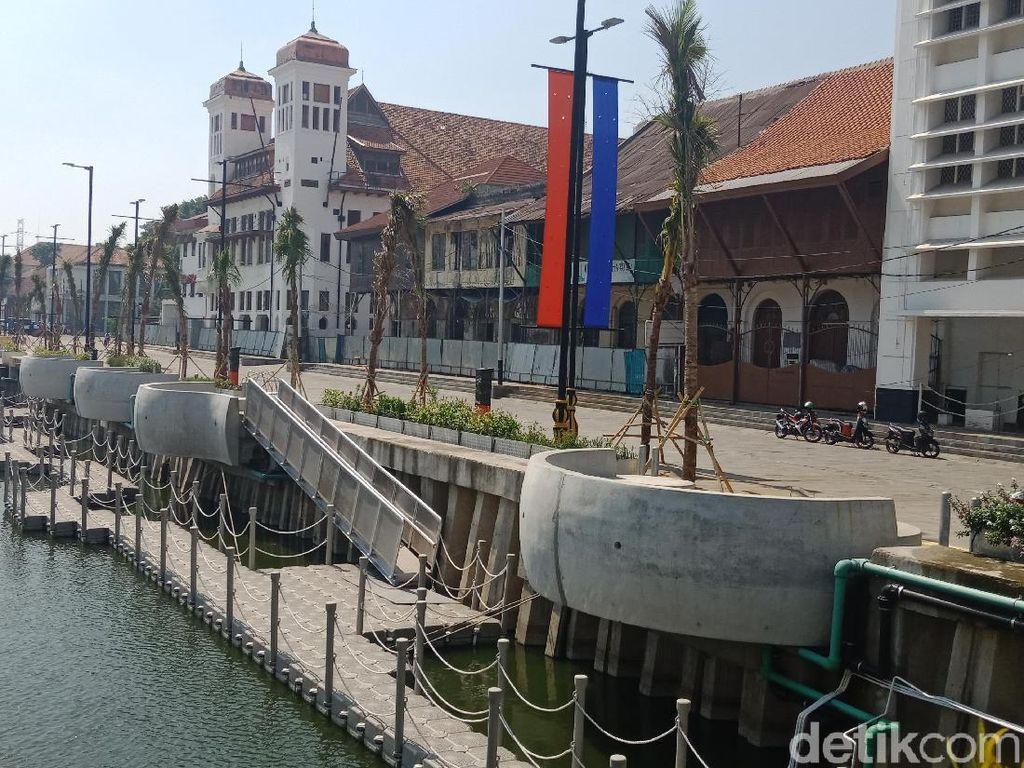 Selama Asian Games, Kawasan Kota Tua Dipasangi Internet 5G