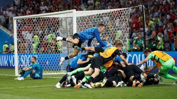 Kroasia melaju ke final dengan melewati dua adu penalti.