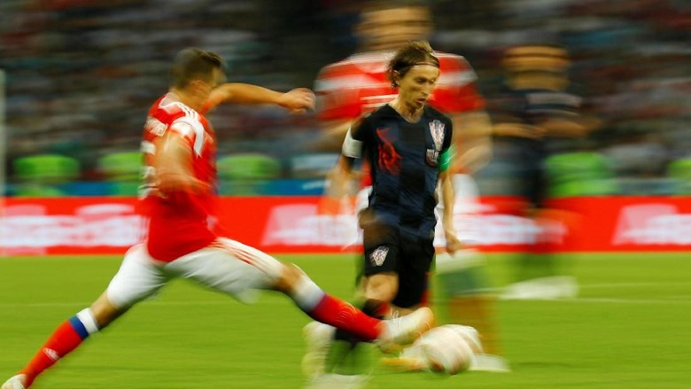 Luka Modric Dinamo Kroasia