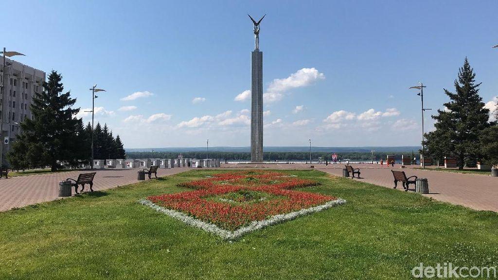 Selamat Tinggal Samara, dari Fans Inggris yang Bahagia