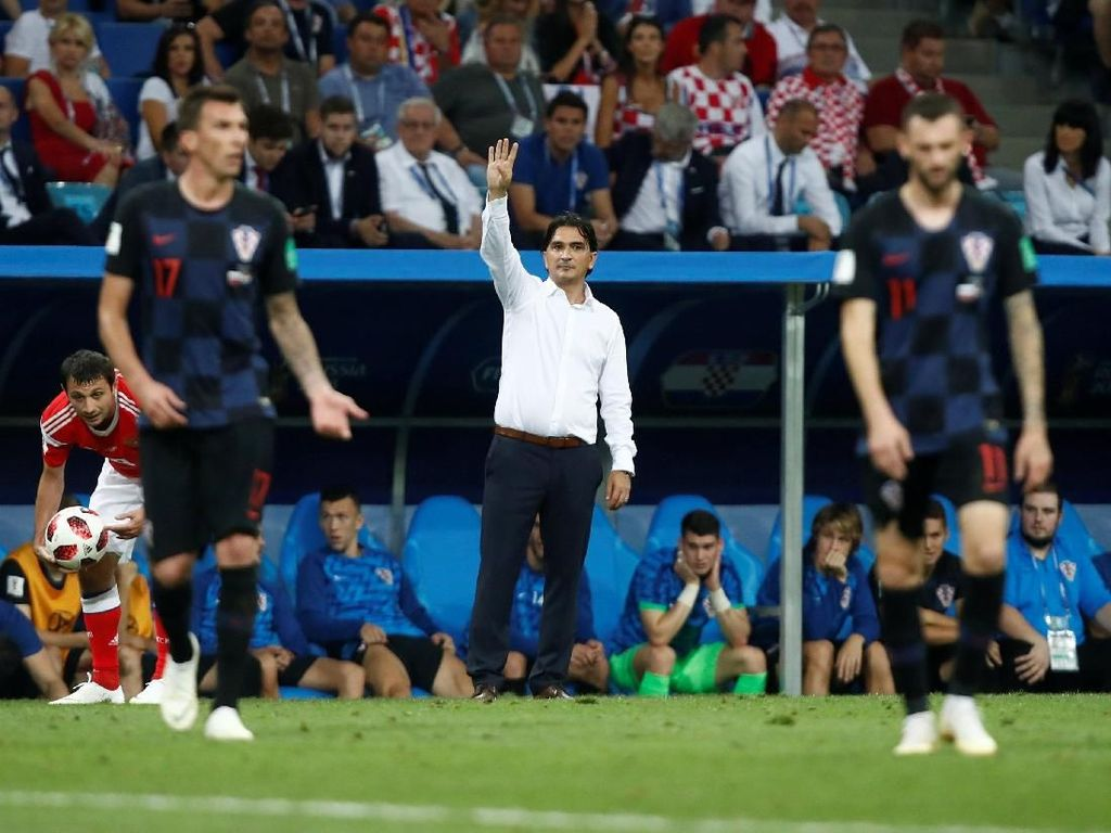 Bukan Laga yang Indah untuk Kroasia
