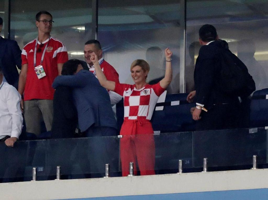 Foto Seksi Bintang Film Dewasa Ini Banyak Disangka Presiden Kroasia