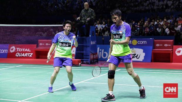Ilustrasi Indonesia Open 2018. (