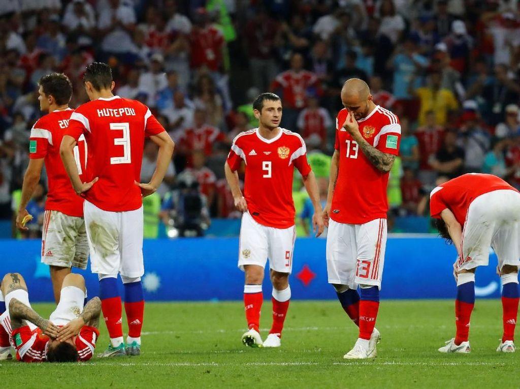 Sepakbola Rusia Akan Mulai Dipercaya dan Dicintai