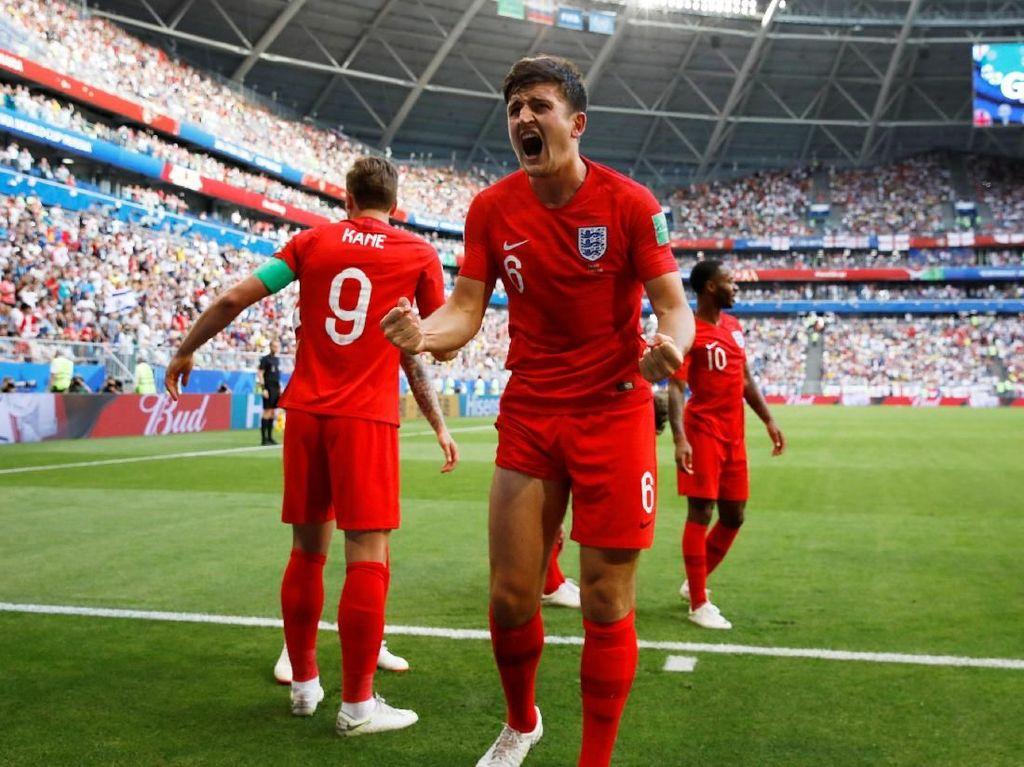 Kian Besar Harapan Inggris Memulangkan Sepakbola ke Rumahnya