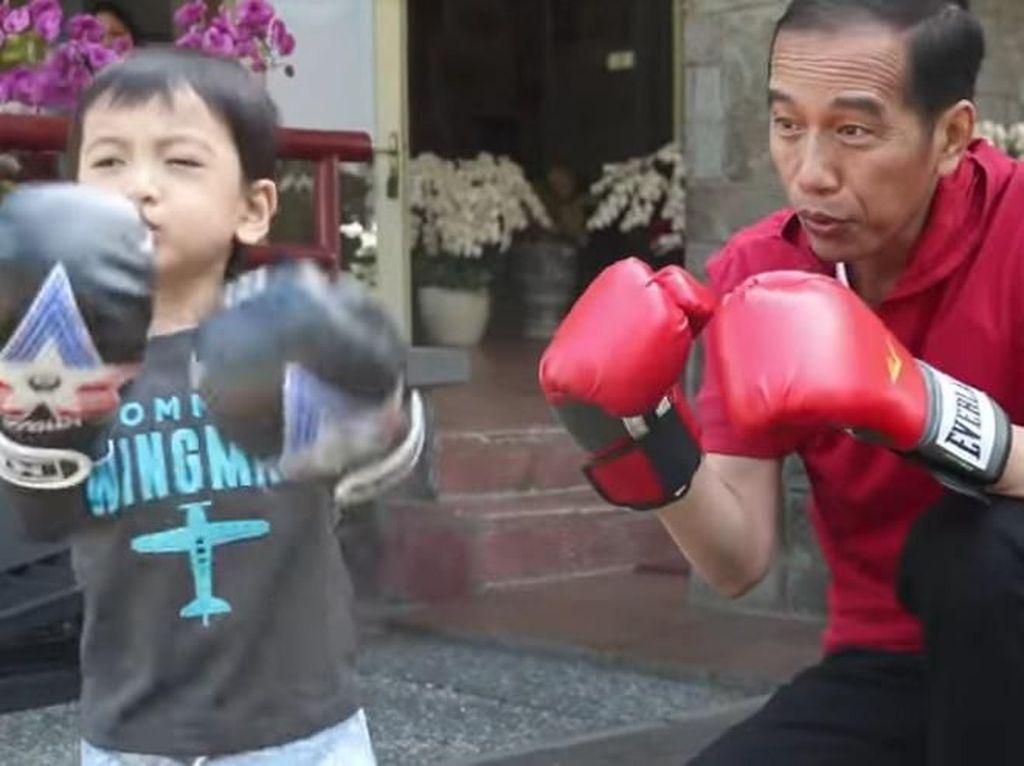 Gaya Hidup Sehat yang Bisa Dicontoh dari Keseharian Jokowi
