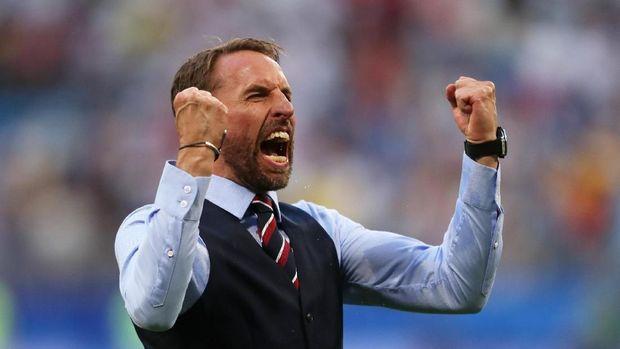 Gareth Soutgate menghidupkan kembali harapan Inggris jadi juara Piala Dunia