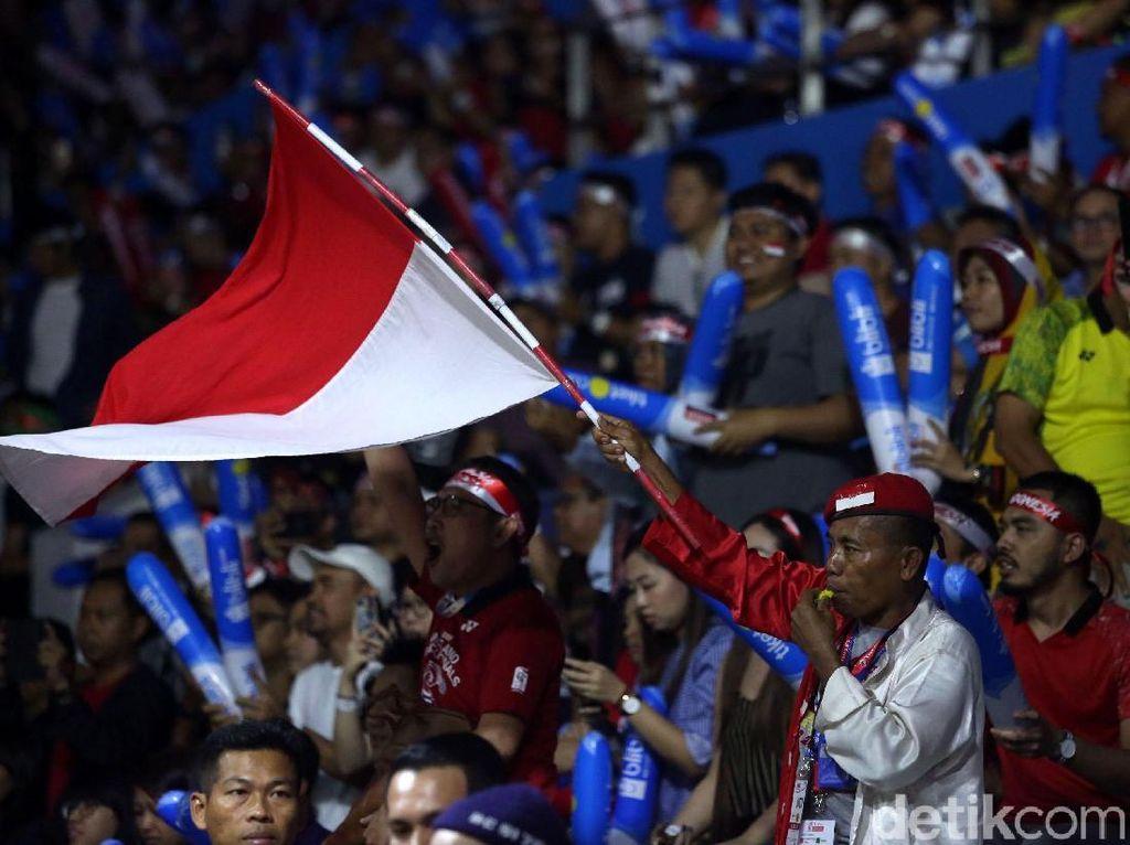 Tiket Indonesia Terbuka 2019 Laris di Hari Pertama Penjualan