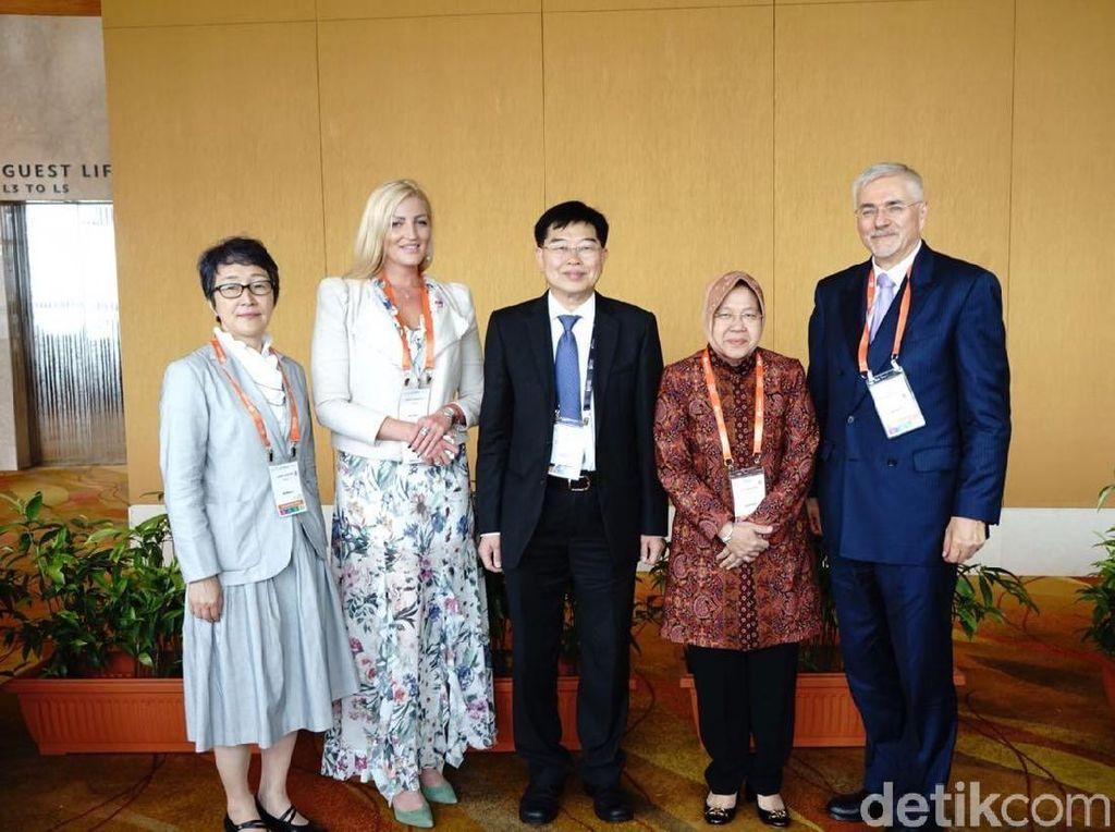 Raih Lee Kwan Yew World City Prize: Surabaya Kota Unik