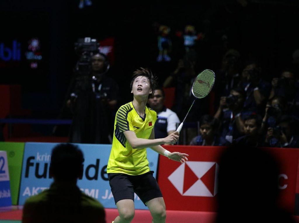 Chen Yufei Langsung Alihkan Fokus ke Kejuaraan Dunia