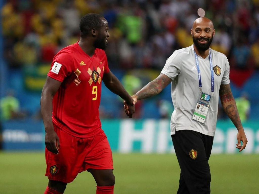Video: Karena Belgia Butuh Sosok Thierry Henry