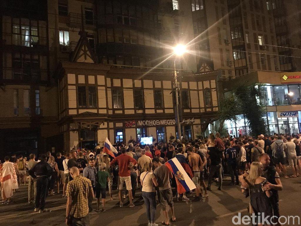 Pengunjung Membeludak, Fan Fest Samara Ditutup