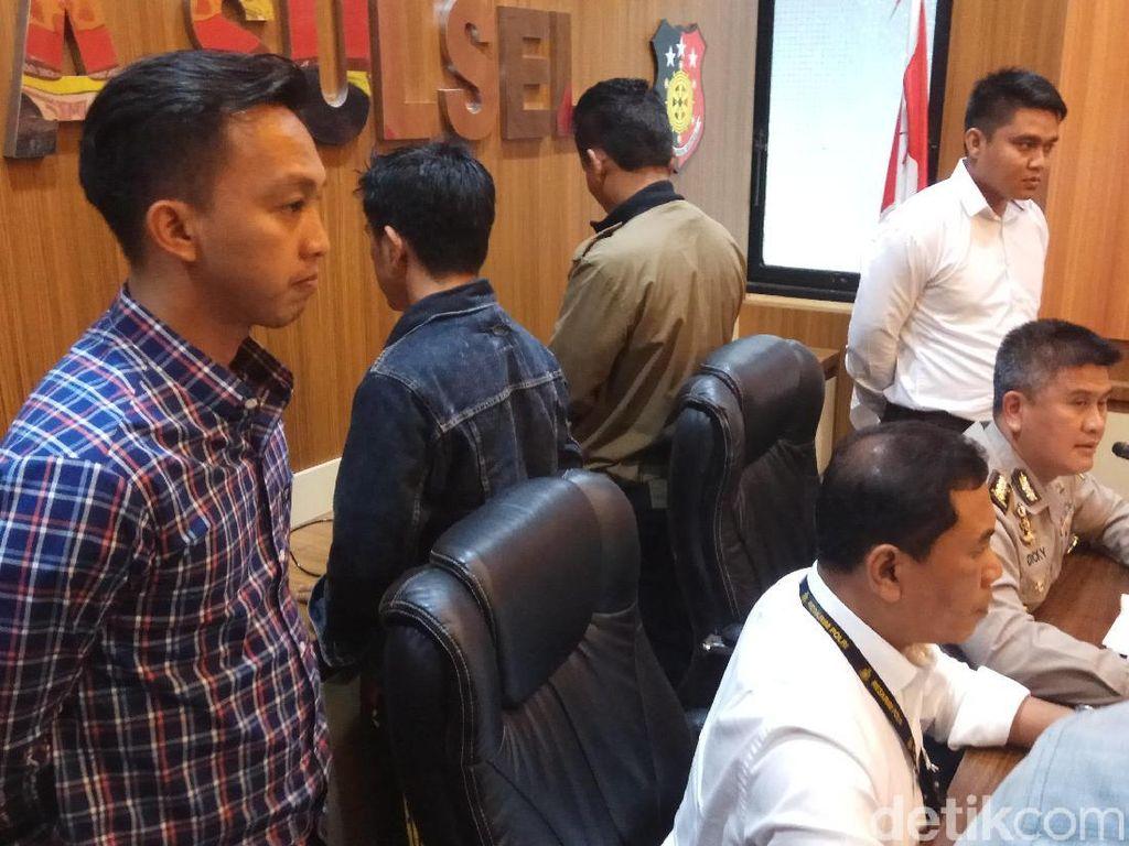 Polda Sulsel Ralat Tersangka KM Lestari Maju, Bukan 4 tapi 2 Orang