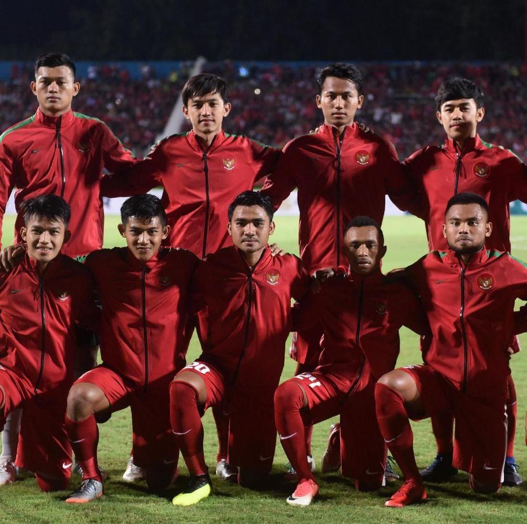 4.579 Personel Amankan Indonesia Vs Taiwan