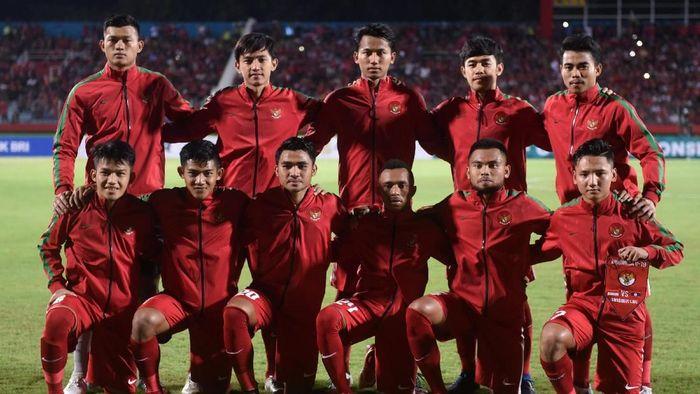 Timnas Indonesia U-19 saat tampil di Piala AFF U-19 lalu (Foto: Zabur Karuru/ANTARA)