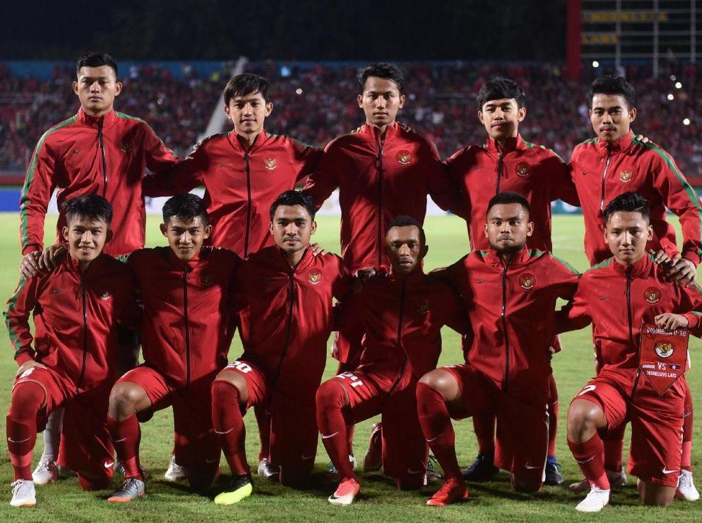 Ada Konser Guns N Roses, Final Piala Asia U-19 Mungkin Batal di GBK