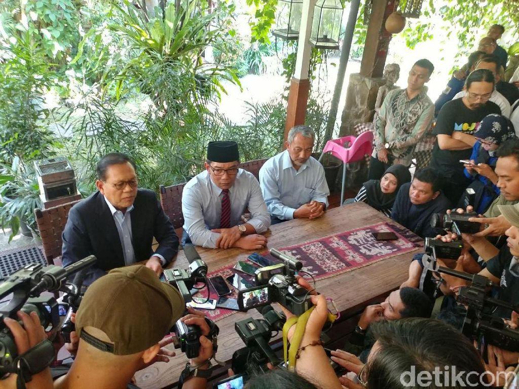 Ridwan Kamil Terpincut Program Asyik Preneur Sudrajat-Syaikhu
