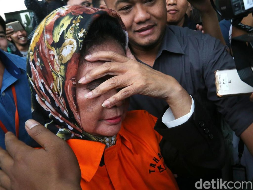 KPK Eksekusi 1 Terpidana Suap Anggota DPRD Sumut ke Lapas Tanjung Gusta