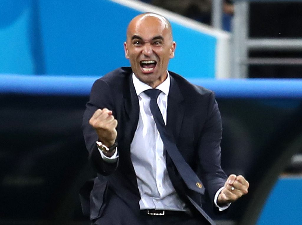 Resmi! Roberto Martinez Teken Kontrak Baru di Timnas Belgia