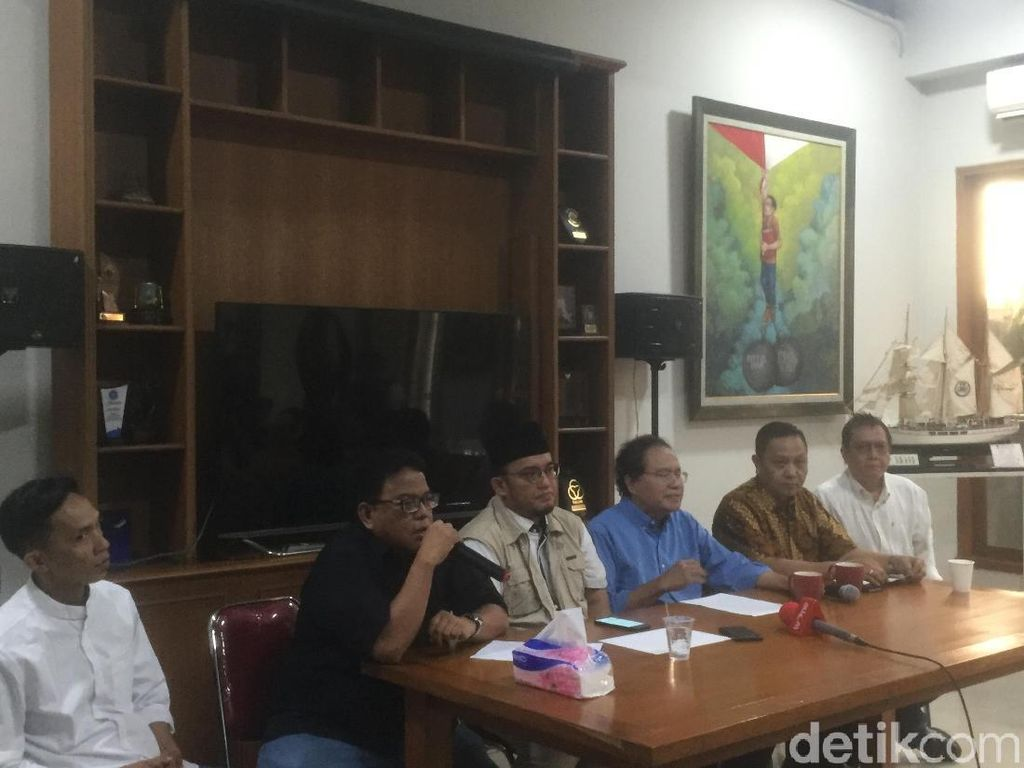 Ambang Batas Capres Digugat, Rizal Ramli: Jokowi Tak Perlu Khawatir